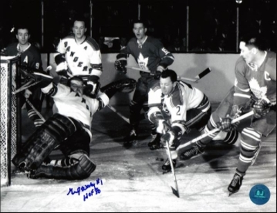 GUMP WORSLEY New York Rangers Goalie SIGNED 8x10 Photo