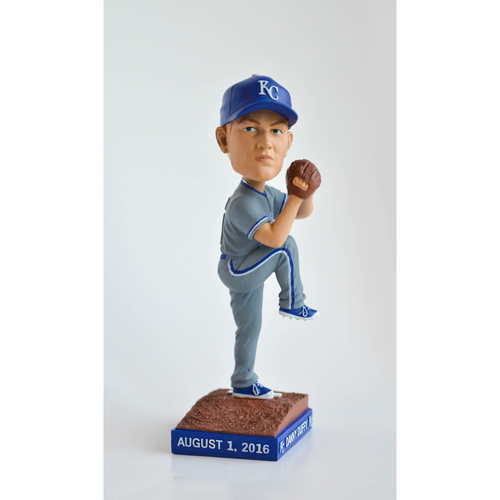 Photo of Royals Charities: Danny Duffy Bobblehead