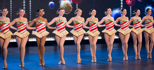 CHRISTMAS SPECTACULAR STARRING THE RADIO CITY ROCKETTES® - 12/22