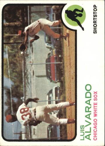 Photo of 1973 Topps #627 Luis Alvarado