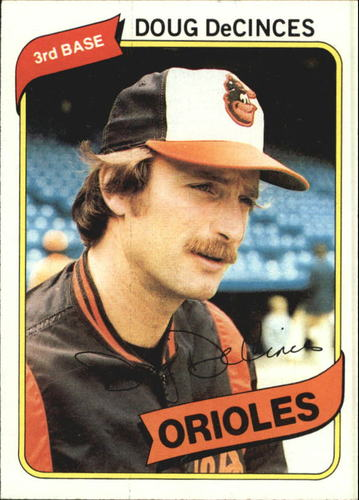 Photo of 1980 Topps #615 Doug DeCinces