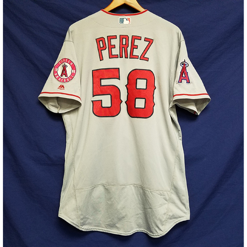 Photo of Carlos Perez Team-Issued 2016 Road Jersey