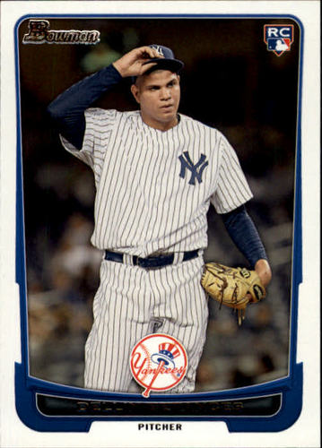 Photo of 2012 Bowman #217 Dellin Betances Rookie Card