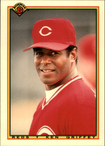 Photo of 1990 Bowman Tiffany #60 Ken Griffey Sr.