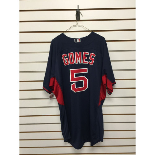 Photo of Jonny Gomes Team Issued Road Batting Practice Jersey