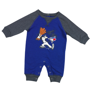 Toronto Blue Jays Newborn/Infant Disney Proud Fan Romper by Majestic