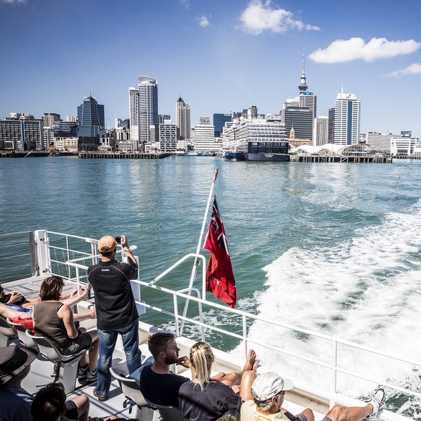Click to view Explore Auckland: From the City to the Sea.