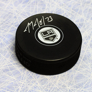Tyler Toffoli Los Angeles Kings Autographed Hockey Puck