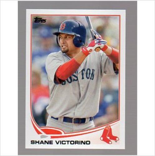 Photo of 2013 Topps #399 Shane Victorino