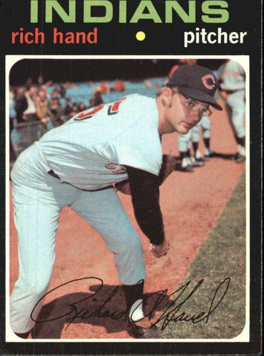 Photo of 1971 Topps #24 Rich Hand RC