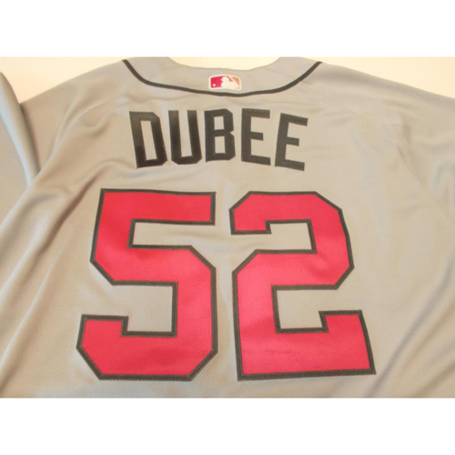 Photo of Team-Issued Rich Dubee Mother's Day Jersey