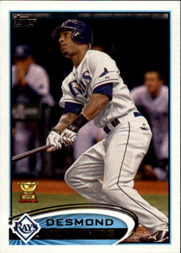 Photo of 2012 Topps #16 Desmond Jennings
