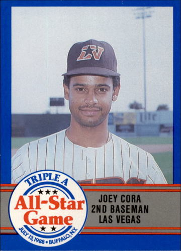 Photo of 1988 Triple A All-Stars ProCards #22 Joey Cora