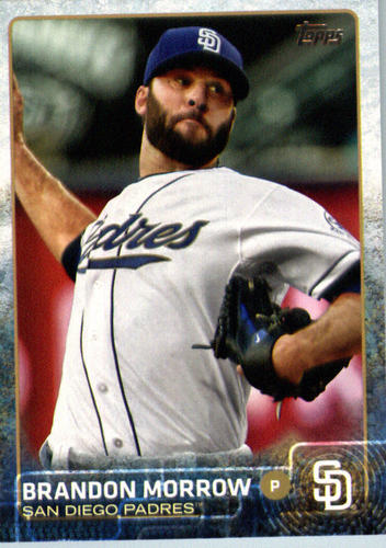 Photo of 2015 Topps Update #US328 Brandon Morrow