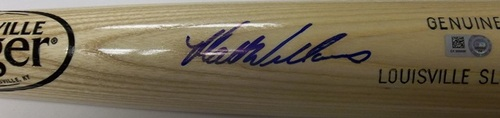 Matt Williams Autographed Louisville Slugger Bat