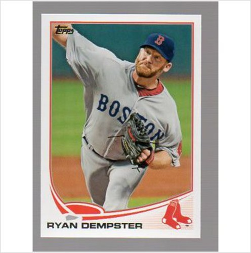 Photo of 2013 Topps #401 Ryan Dempster