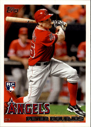 Photo of 2010 Topps Update #US146 Peter Bourjos RC