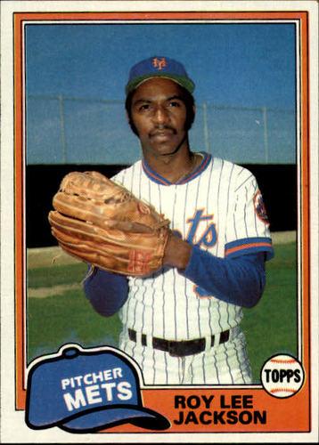Photo of 1981 Topps #223 Roy Lee Jackson RC