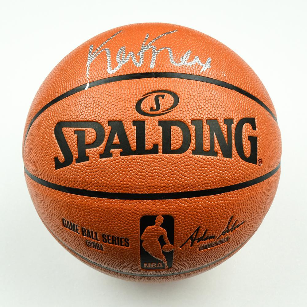 Kevin Knox - New York Knicks - 2018 NBA Draft Class - Autographed Basketball