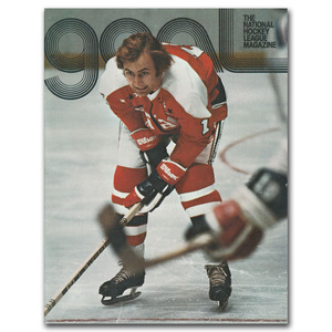 Kansas City Scouts Official Game Program - January 11, 1975 vs. Washington Capitals