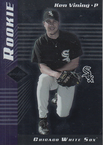 Photo of 2001 Leaf Limited #237 Ken Vining RC
