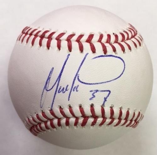 Photo of Odubel Herrera Autographed Baseball