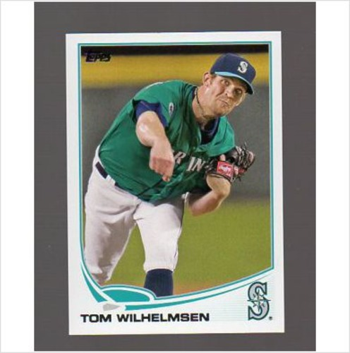 Photo of 2013 Topps #402 Tom Wilhelmsen