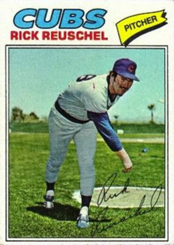 Photo of 1977 Topps #530 Rick Reuschel