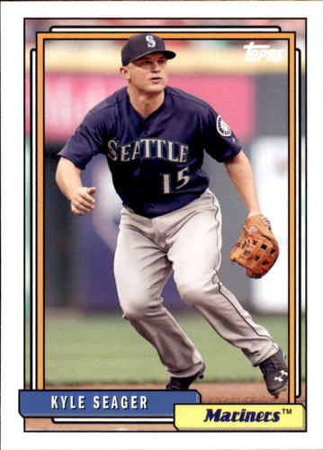 Photo of 2017 Topps Archives #279 Kyle Seager