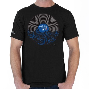 Toronto Blue Jays Record Set T-Shirt by SustainU