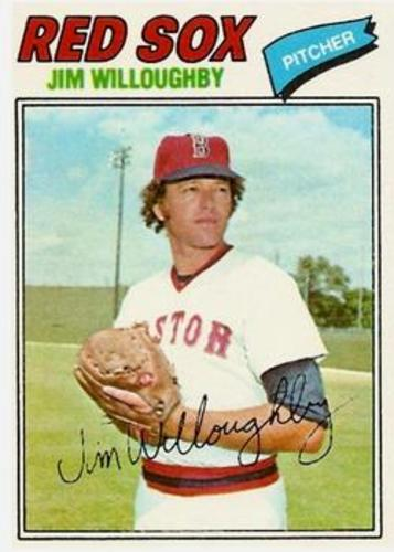 Photo of 1977 Topps #532 Jim Willoughby