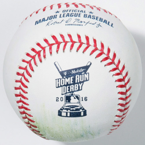 Photo of 2017 All-Star Archive Auction: 2016 Homerun Derby: Batter - Robinson Cano, Round 1, Out