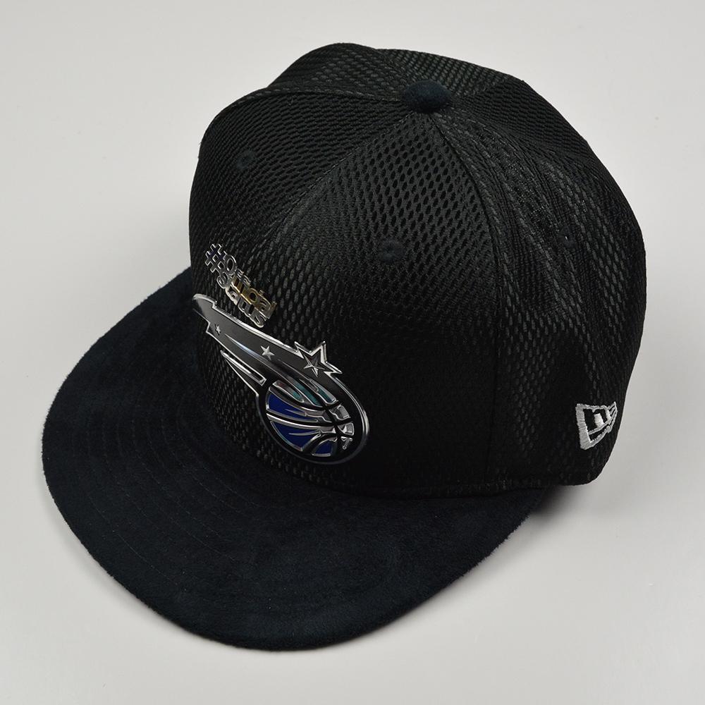 Jonathan Isaac - Orlando Magic - 2017 NBA Draft - Backstage Photo-Shoot Worn Hat