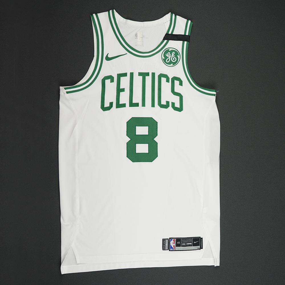 Shane Larkin - Boston Celtics - 2018 NBA Playoffs Game-Worn Jersey