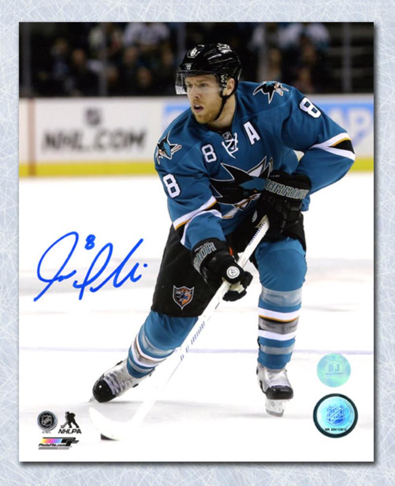 Joe Pavelski San Jose Sharks Autographed 8x10 Photo
