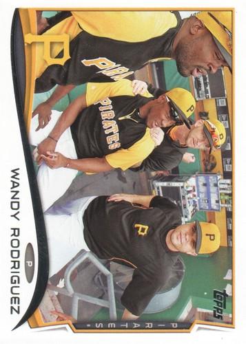 Photo of 2014 Topps #522 Wandy Rodriguez