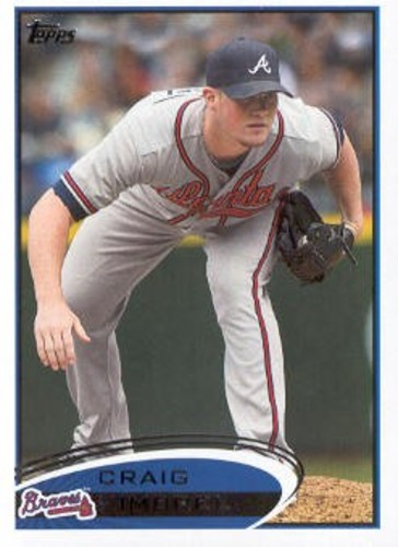 Photo of 2012 Topps #20 Craig Kimbrel