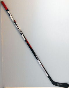 #18 Ryan Carter Game Used Stick - Autographed - Minnesota Wild