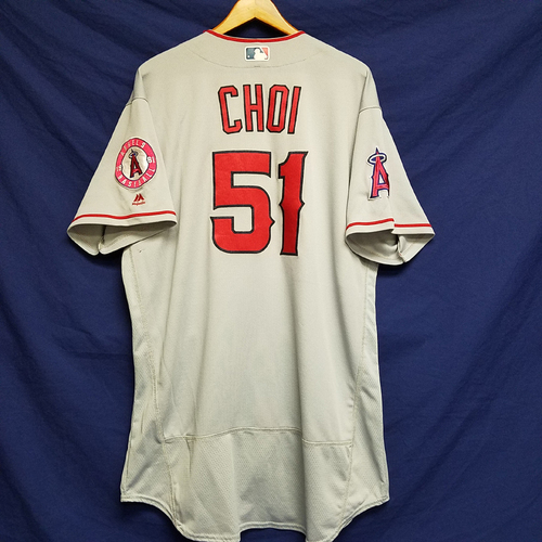 Photo of Ji-Man Choi Team-Issued 2016 Road Jersey