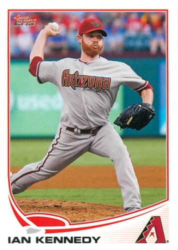 Photo of 2013 Topps #131 Ian Kennedy