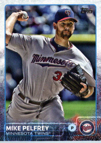 Photo of 2015 Topps Update #US206 Mike Pelfrey