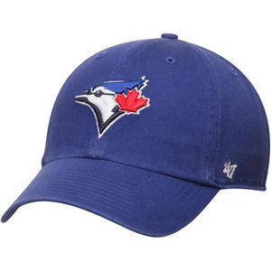 Toronto Blue Jays Kid's Clean Up Domestic Cap Royal by '47 Brand