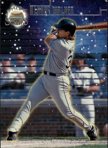 Photo of 1998 Topps Stars Silver #106 Larry Walker