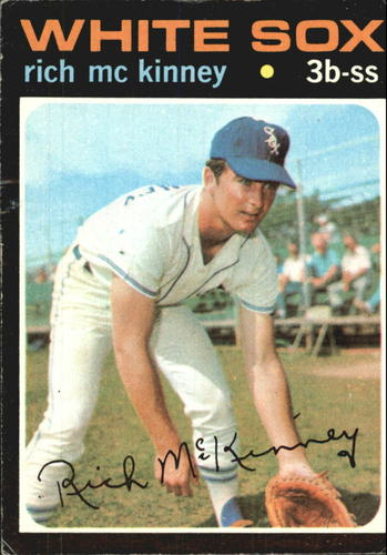 Photo of 1971 Topps #37 Rich McKinney RC