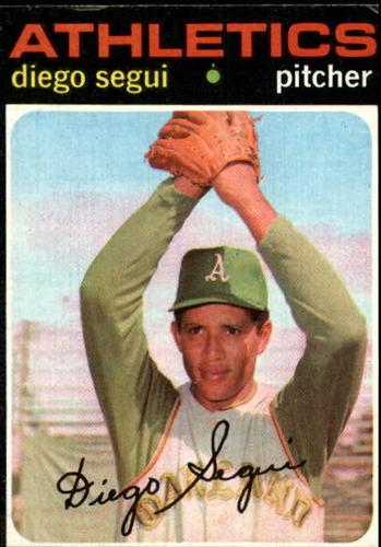 Photo of 1971 Topps #215 Diego Segui