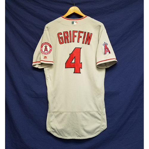 Photo of Alfredo Griffin Team-Issued 2016 Road Jersey