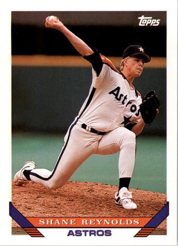 Photo of 1993 Topps #522 Shane Reynolds