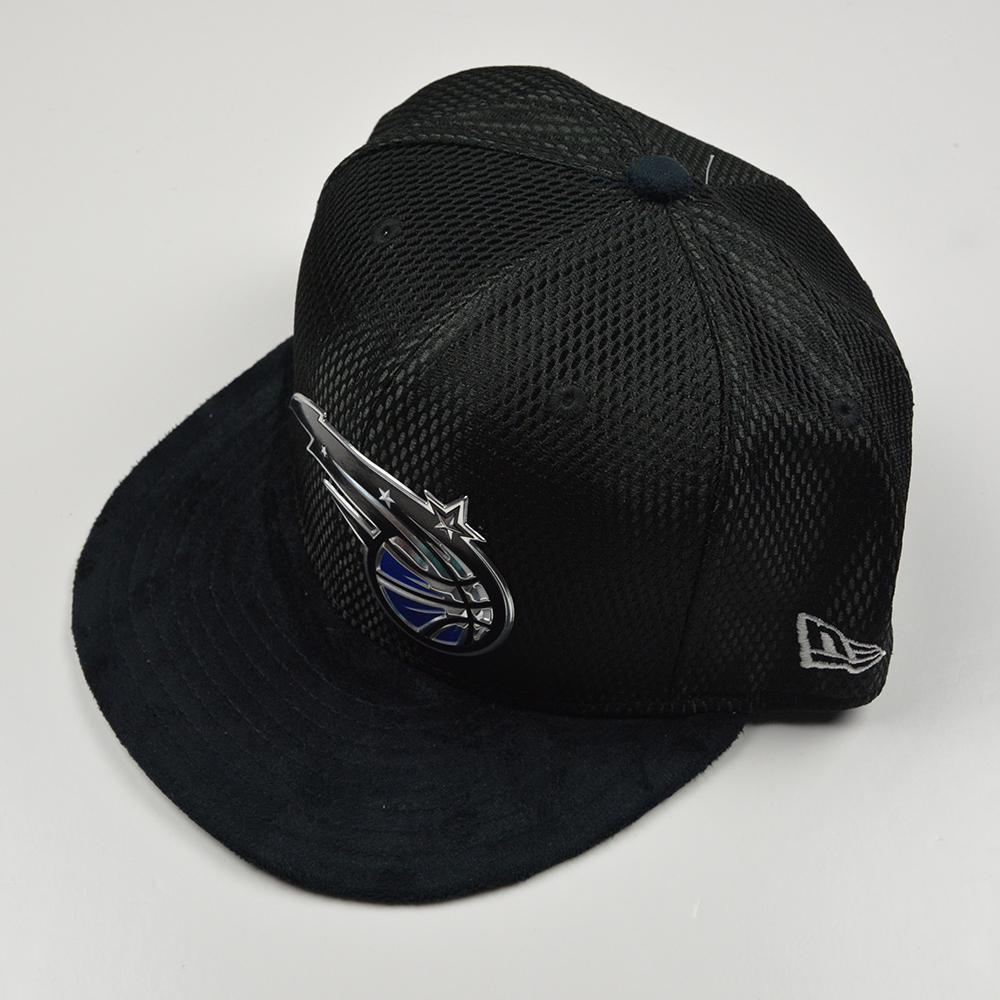 Wesley Iwundu - Orlando Magic - 2017 NBA Draft - Backstage Photo-Shoot Worn Hat
