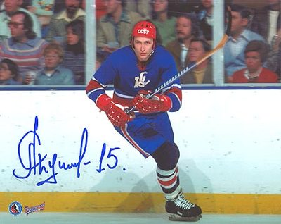 ALEXANDER YAKUSHEV Russia KC Wings SIGNED 8x10 Photo