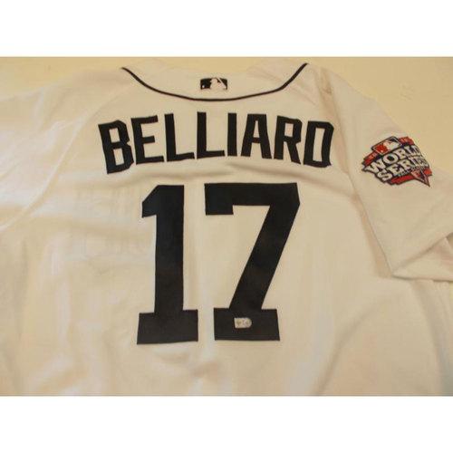 Photo of Rafael Belliard Home Jersey: 2012 World Series
